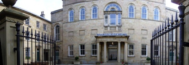 Laurence Batley Theatre stitch