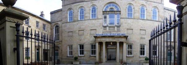 Laurence Batley Theatre stitch