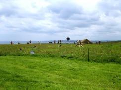 The British take the Radar equipment