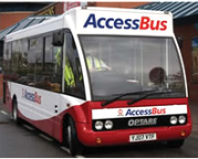 her access bus