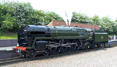 Which Locomotive is this?