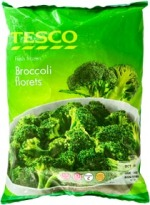 Frozen broccoli tescos