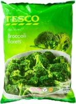 Frozen broccoli tescos