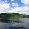 View At the side of Loch Lomond