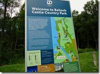 Entrance to Balloch Park