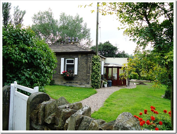 The old lock keepers cottage
