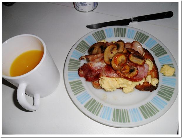 Sausage-less Sunday