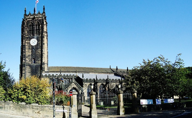 Halifax Parish Church