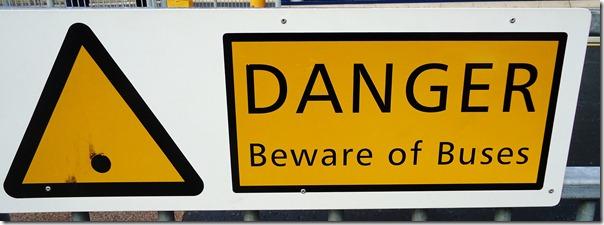 Danger Buses
