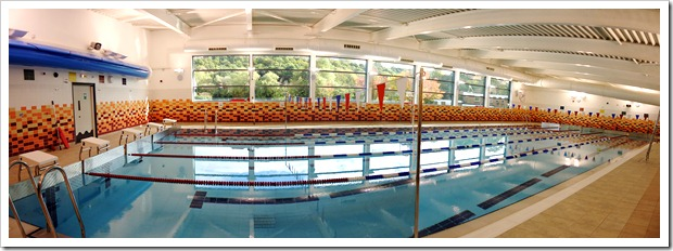 The Main Swimming Pool