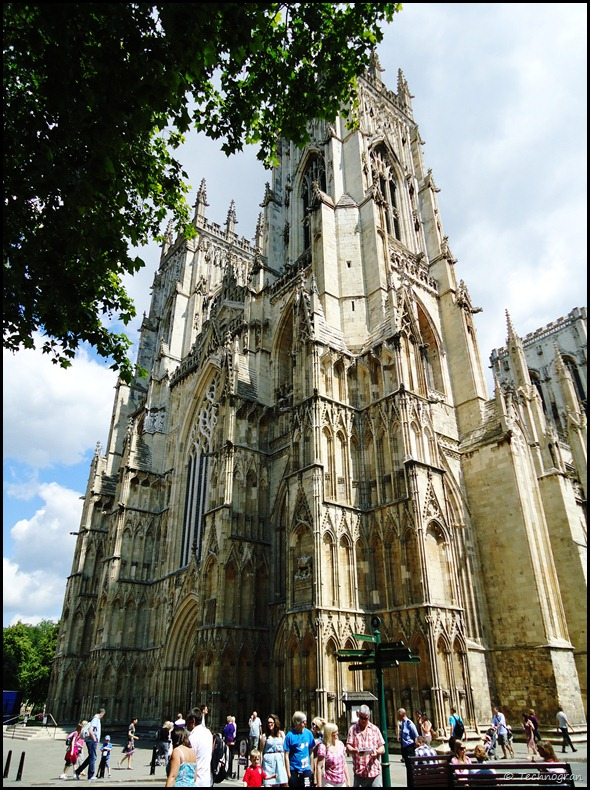 The Majestic York Minster