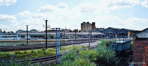 York Station Stitch