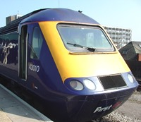 First Great Western HST